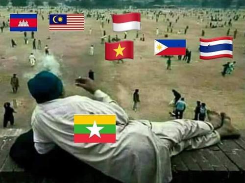 Có ai sướng như U22 Myanmar không cơ chứ.