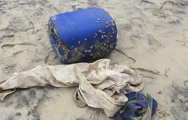 33 kg ma túy dạt vào bờ biển miền Trung trong năm ngày - ảnh 3