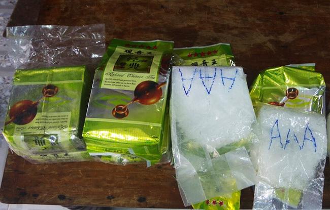 33 kg ma túy dạt vào bờ biển miền Trung trong năm ngày - ảnh 2