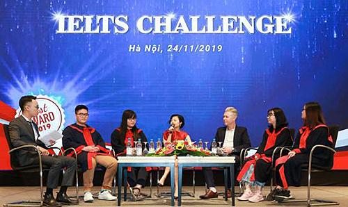 Talkshow Chinh phục IELTS cùng các chuyên gia và học viên 8.0 IELTS