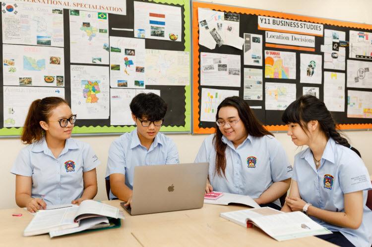 Chương trình A Level nuôi dưỡng các kỹ năng mềm quan trọng xuyên suốt quá trình học.