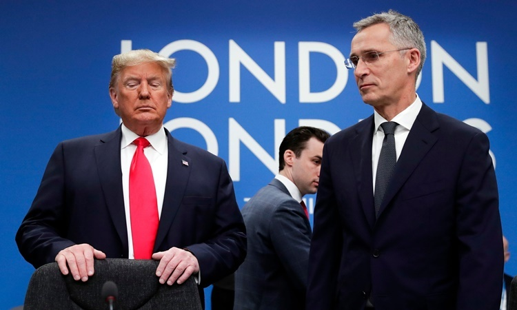 Sinh nhật lần thứ 70 phơi bày chia rẽ của NATO - ảnh 1