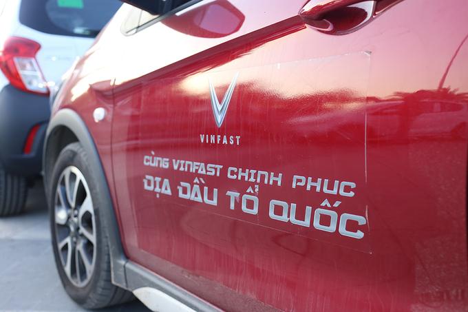 Gần 100 xe VinFast khởi hành chinh phục Hà Giang