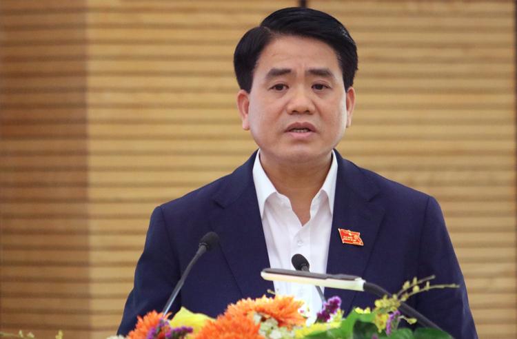 Chủ tịch Hà Nội: Không công nghệ nào có thể làm sạch sông Tô Lịch - ảnh 1