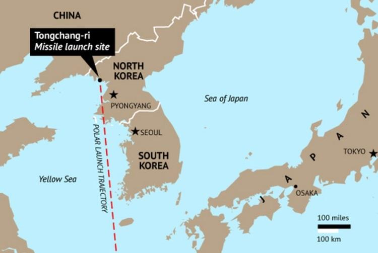 Triều Tiên khôi phục hoạt động tại bãi thử Sohae - ảnh 2