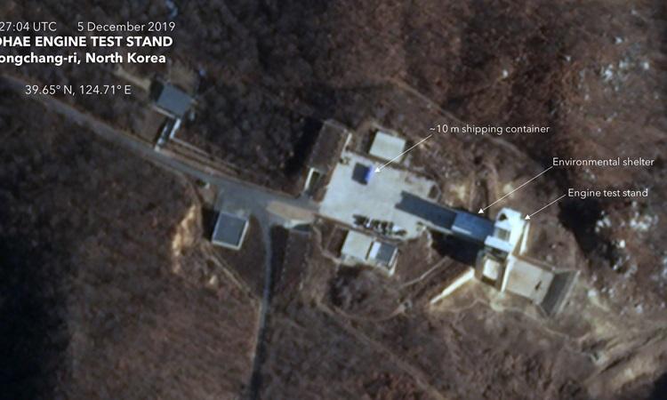 Triều Tiên khôi phục hoạt động tại bãi thử Sohae - ảnh 1