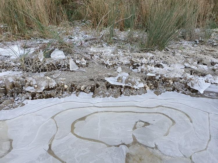 Nhiều tỉnh miền núi xuất hiện băng giá - ảnh 3