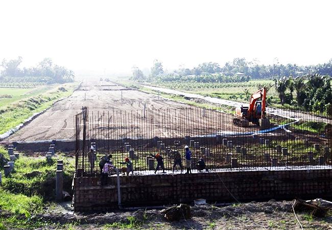 Cao tốc Trung Lương - Mỹ Thuận gỡ nút thắt vốn ngân hàng - ảnh 1