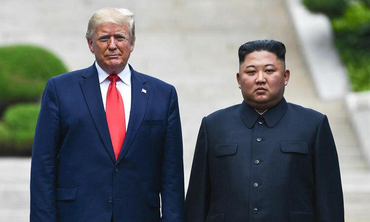Triều Tiên có thể phạm sai lầm khi ép Trump nhượng bộ - ảnh 1