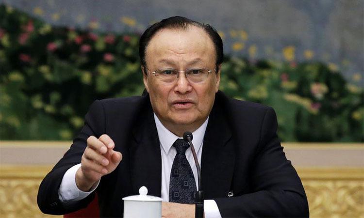 Trung Quốc nói Mỹ can thiệp thô bạo vấn đề Tân Cương - ảnh 1