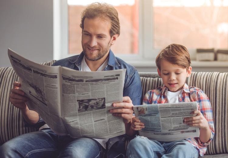 Học tiếng Anh bằng cách đọc báo nước ngoài