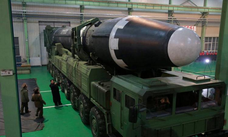 Triều Tiên có thể sắp phóng tên lửa đạo đạo xuyên lục địa - ảnh 2