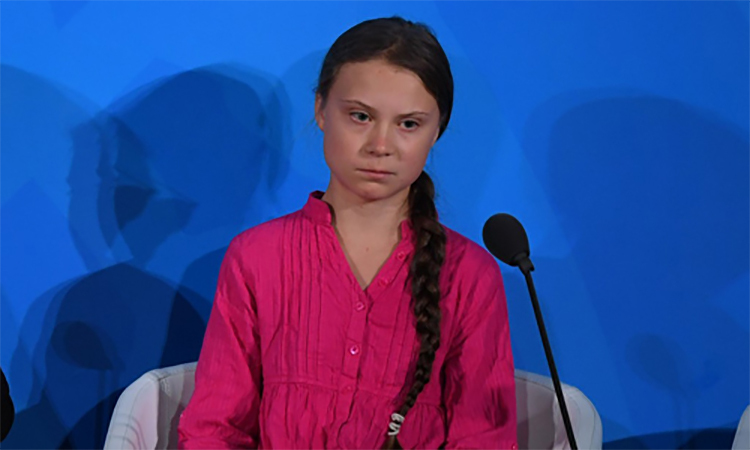 Tổng thống Brazil mỉa mai Greta Thunberg - ảnh 2