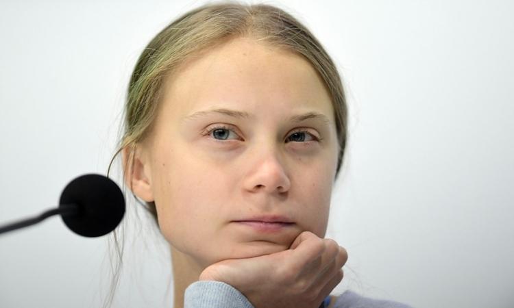 Thunberg - từ cô bé bỏ học đến 'Nhân vật của năm'