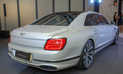 Bentley Flying Spur moi chao chau A Thai Binh Duong