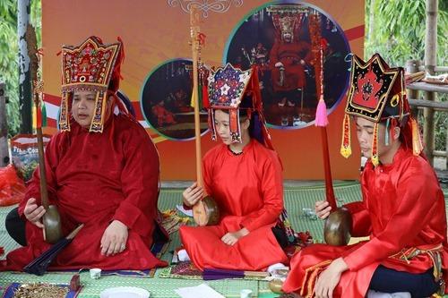 Nghi lễ Then là di sản văn hóa của nhân loại