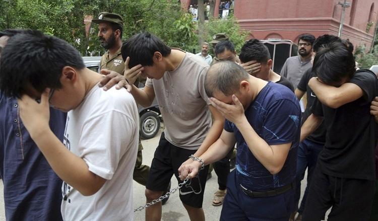 Cô dâu trở về trên xe lăn sau khi bị bán sang Trung Quốc - ảnh 2