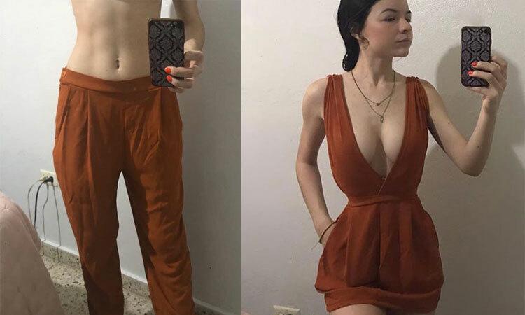 Cô gái ''hô biến'' quần áo cũ thành những set đồ sành điệu -