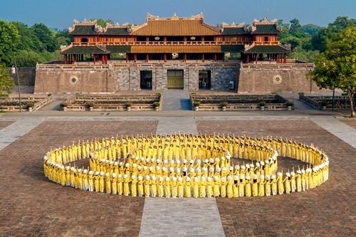 Thừa Thiên Huế xây dựng Đô thị di sản đặc thù. Ảnh: Võ Thạnh