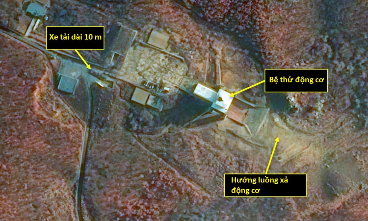 Triều Tiên lại tiến hành thử nghiệm quan trọng - ảnh 1