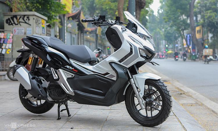 Xe ga off-road Honda ADV 150 giá 90 triệu