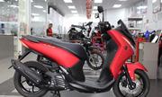 Yamaha LEXi - xe ga gia 45 trieu canh tranh Honda PCX