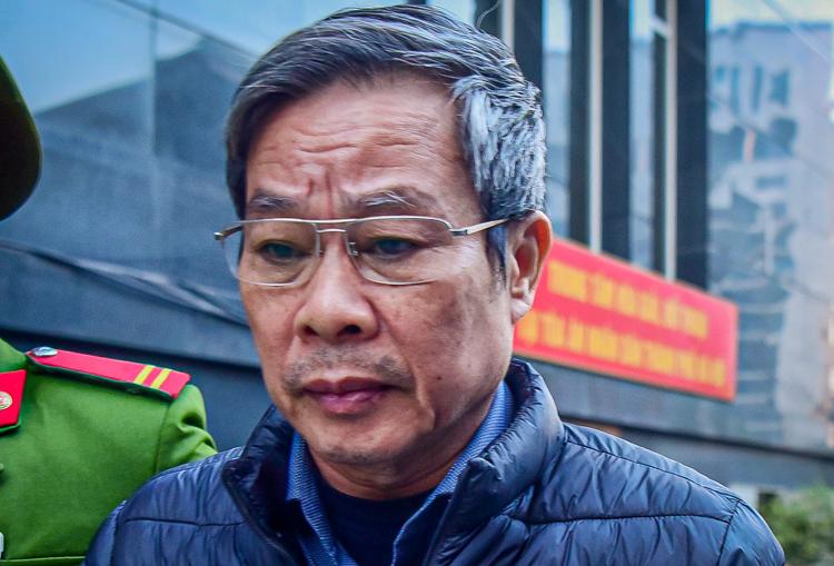 Cựu bộ trưởng Nguyễn Bắc Son. Ảnh: Giang Huy