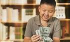 Tôi chọn cách thưởng tiền để con học tốt