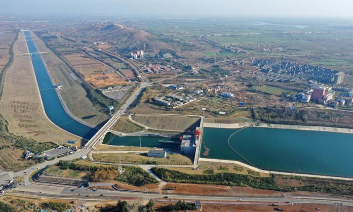 Đại dự án chuyển nước thỏa tham vọng của Trung Quốc