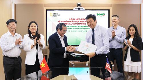 Với mối quan hệ hợp tác lâu dài, NHG và NGL kỳ vọng sẽ cùng nhau tạo nên nhiều thay đổi cho nền giáo dục Việt Nam, nhất là trong lĩnh vực giảng dạy tiếng Anh và thực hiện định hướng giáo dục trải nghiệm.