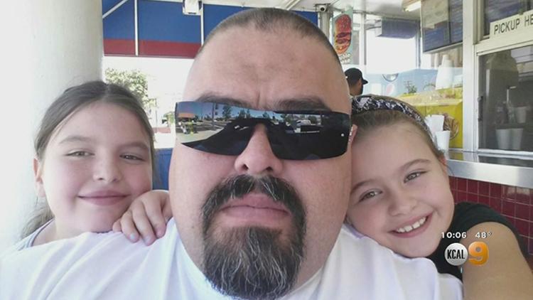 Cha thiệt mạng khi lao vào lửa cứu hai con - ảnh 1