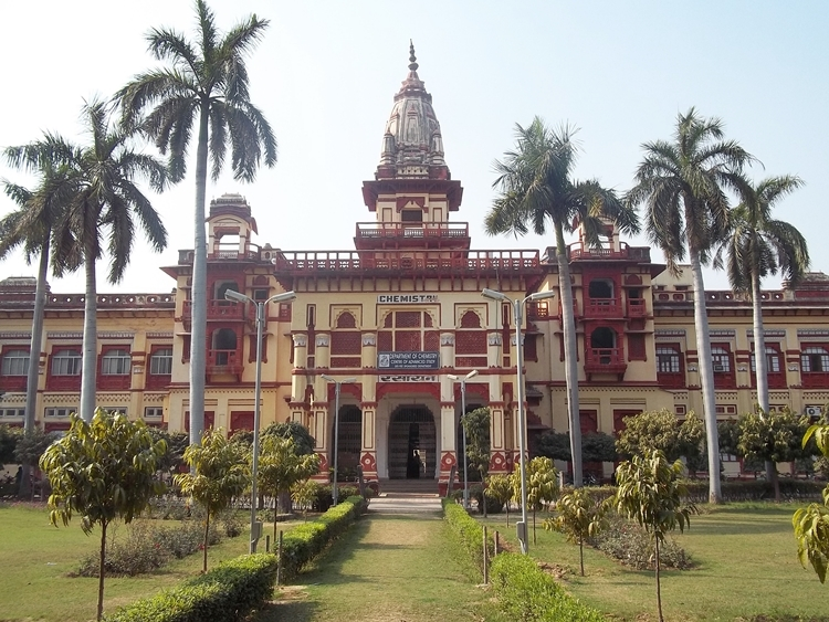 Đại học Banara Hindu (Ấn Độ). Ảnh: Smapse