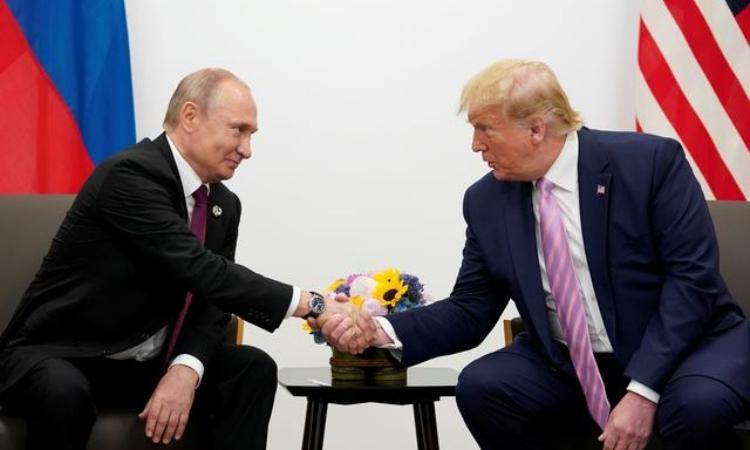 Putin cảm ơn Trump