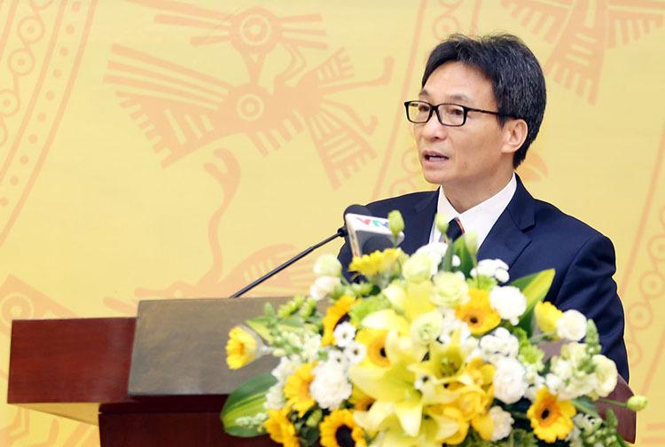 Phó Thủ tướng Vũ Đức Đam yêu cầu Bộ