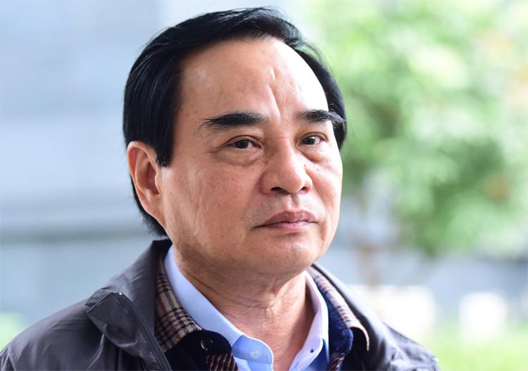 Ông Văn Hữu Chiến. Ảnh: Giang Huy