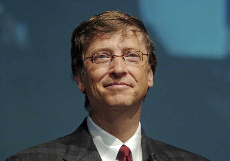 Nhà sáng lập Microsoft Bill Gates. Ảnh: Shutterstock.