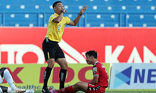 Lucky88 tổng hợp: Giải U23 châu Á vắng trọng tài Việt Nam