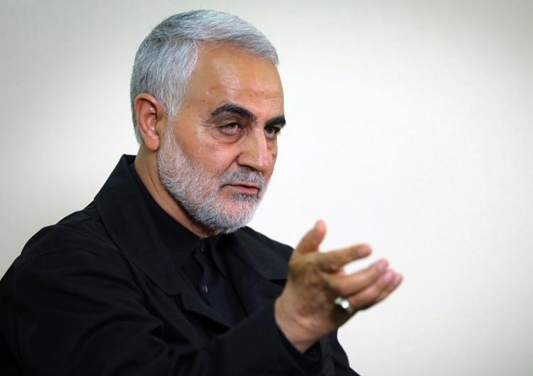 Qasem Soleimani tại Tehran tháng 10/2019. Ảnh: AFP.