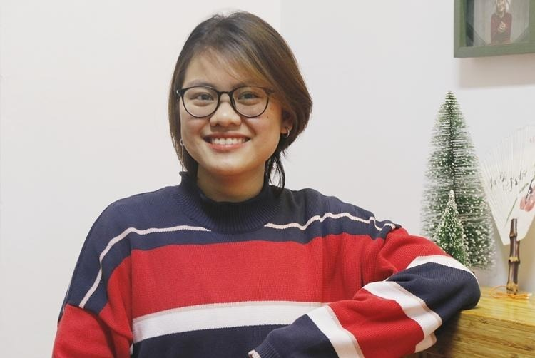 Nữ sinh Hà Nội trúng tuyển đại học Mỹ