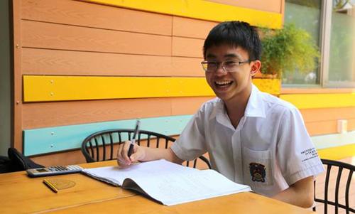 Thiên Đăng yêu thích chương trình học năng động tại BVIS