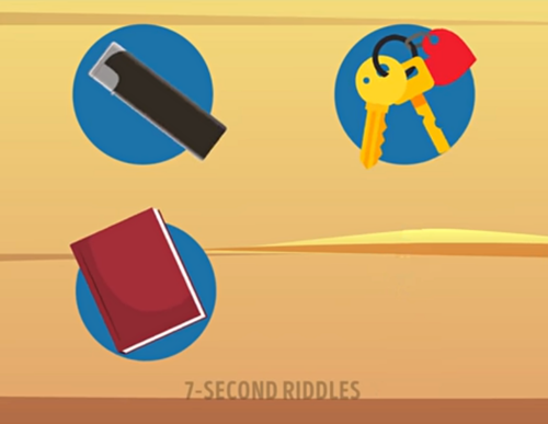 Kiểm tra kỹ năng sinh tồn với năm câu đố