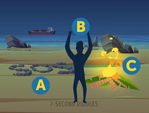 Kiểm tra kỹ năng sinh tồn với năm câu đố - 4