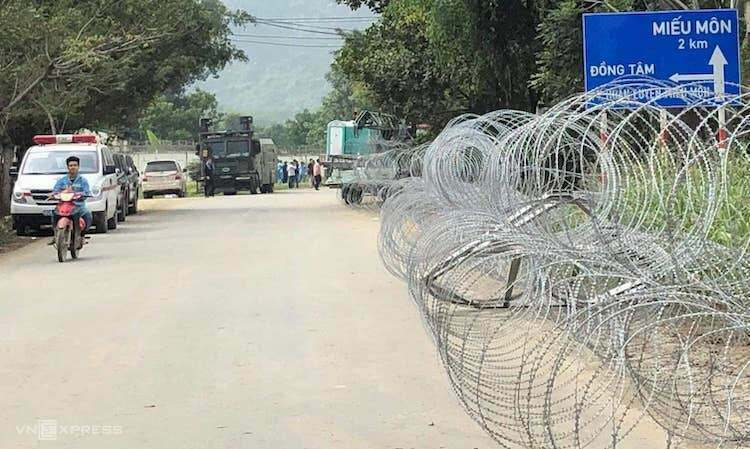 Ba cảnh sát hy sinh trong vụ đụng độ ở Đồng Tâm