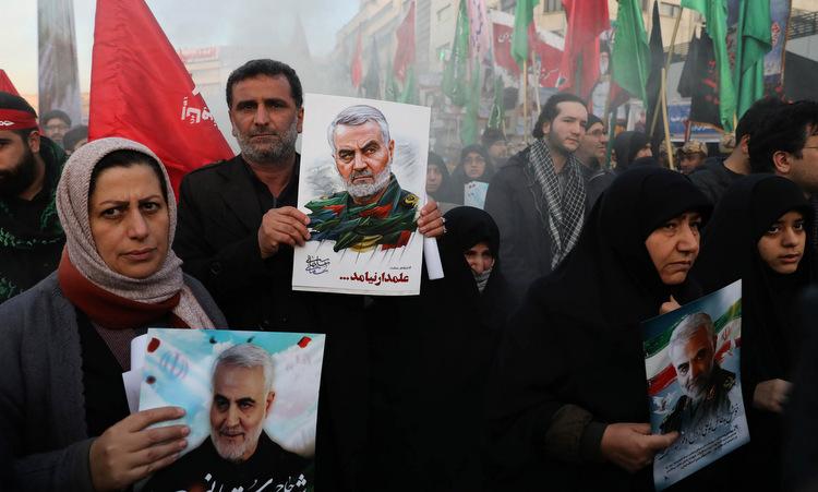 Những người Iran lo sợ chiến tranh với Mỹ - ảnh 3