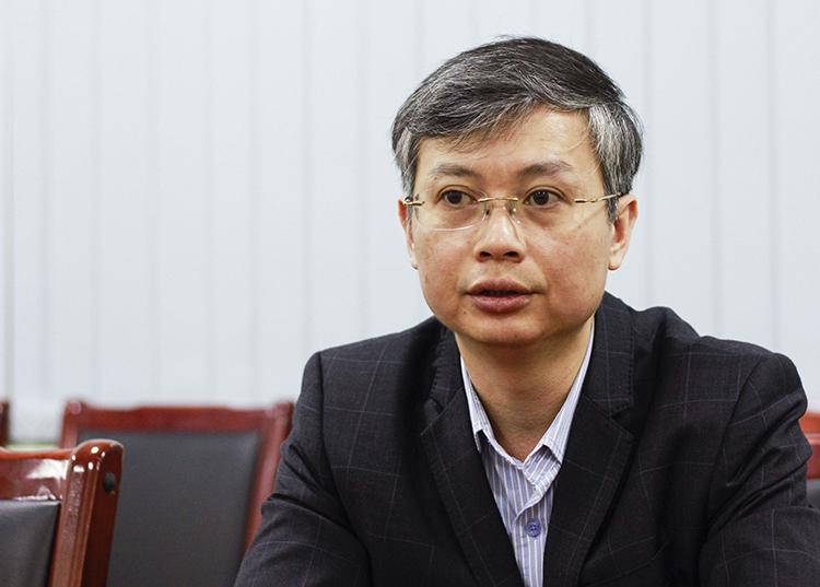Ông Nguyễn Văn Hiền, Giám đốc Chương trình ETEP. Ảnh: Dương Tâm