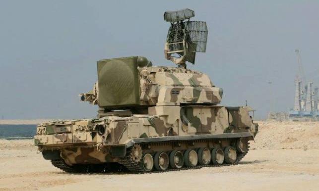 Xe chiến đấu Tor được Iran công bố năm 2012. Ảnh: IRNA.