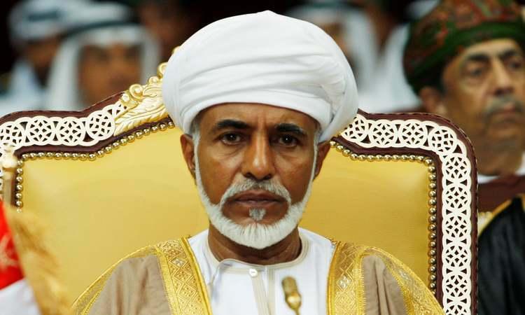 Quốc vương Oman Saboos bin Said năm 2007. Ảnh: Reuters.