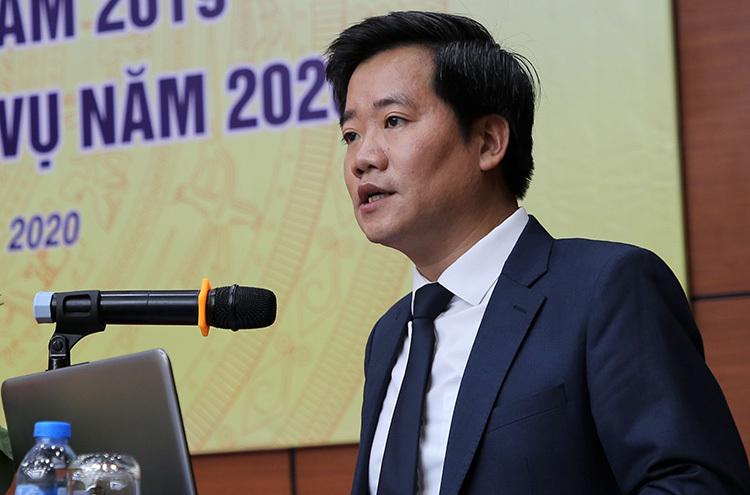 Ông Nguyễn Hoàng Linh cho biết sẽ có thông tư hướng dẫn thực hiện cơ chế hậu kiểm. Ảnh: Huyền Vi