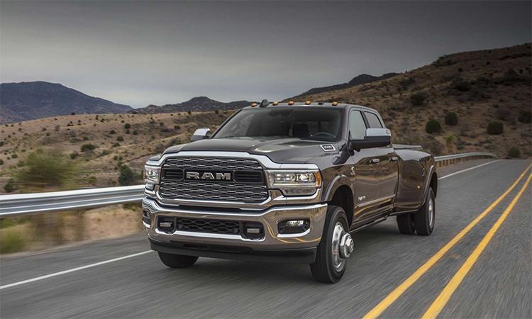 Ôtô bán nhiều nhất Mỹ 2019 - 8