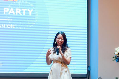 Chị Ngô Thùy Ngọc Tú, Đồng sáng lập YOLA